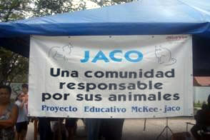 Jacó responsible