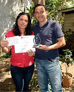 Pata de Oro Alfonso Guzman Chaves