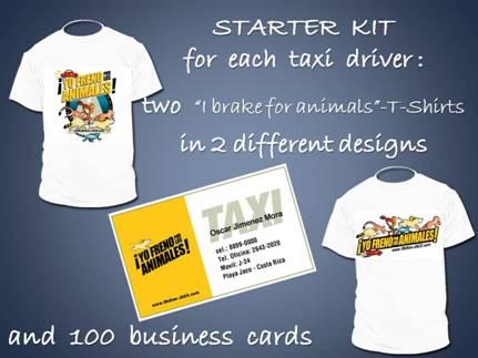 Taxi Driver Kit