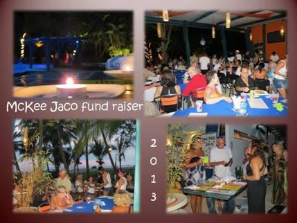 McKee-Jaco Fundraiser 2013